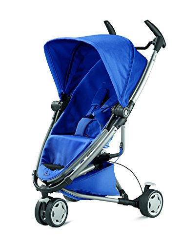 Baby Stroller Compact Pushchair Quinny Zapp Xtra2 Blue Base