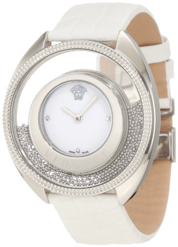 Versace Women's 86Q99D002 S001 Destiny Spirit Floating Micro Spheres Watch