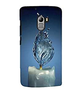 Candle Back Case Cover for Lenovo K4 note