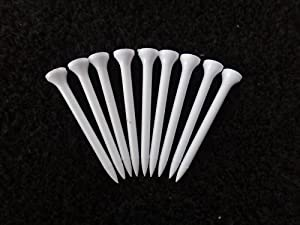 Biodegradable Plastic Golf Tees 2 2 4 Inch, 70mm, (Price 1000 Pcs), Bulk Golf Tees,... by OEM