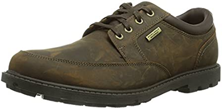Rockport Rgd Buc Wp Mudgrd, Mens Derby