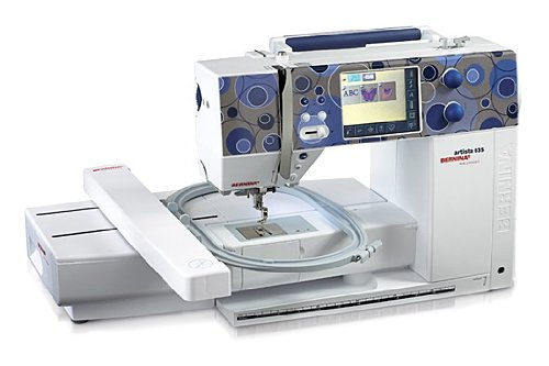 Review Bernina Artista 40 Limited Edition Quilting And Embroidery Extraordinary Best Bernina Sewing Machine For Beginners