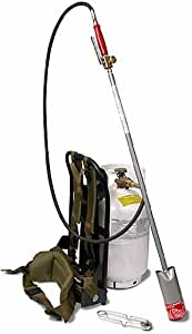 Red Dragon BP 2512 SVC 400,000 BTU Weed Dragon Backpack Propane Vapor Torch Kit with Squeeze Valve