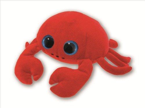 Red Crab Big Eyes Plush Toy 6