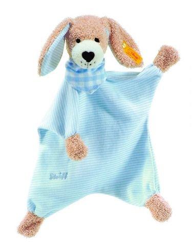 Steiff Good Night Dog Comforter Blue