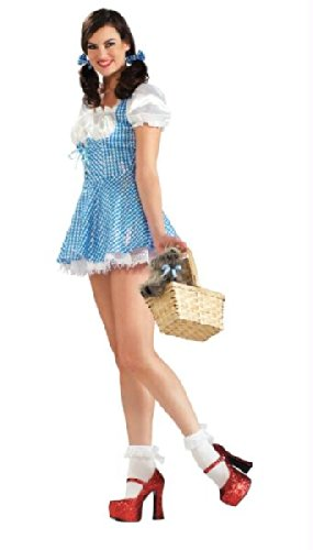 Costumes For All Occasions Ru888487Sm Dorothy Adult Sequin Small