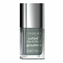Covergirl Outlast Glosstinis Capitol Collection Nail Gloss 635 Scalding Emerald