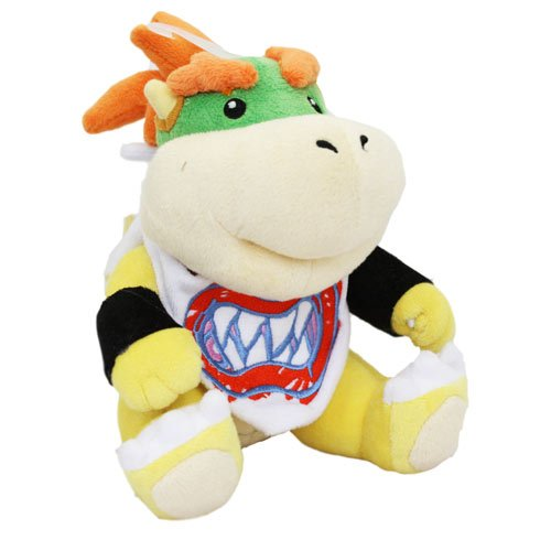 "Little Buddy Toys Bowser Jr. 7"" Plush - 1"