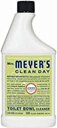 Mrs. Meyer\'s Lemon Verbena Toilet Bowl Cleaner