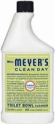 Mrs. Meyer\'s Lemon Verbena Toilet Bowl Cleaner