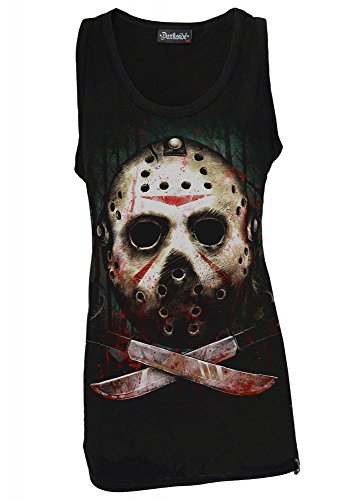 Darkside Clothing Jason Voorhees Friday the 13th