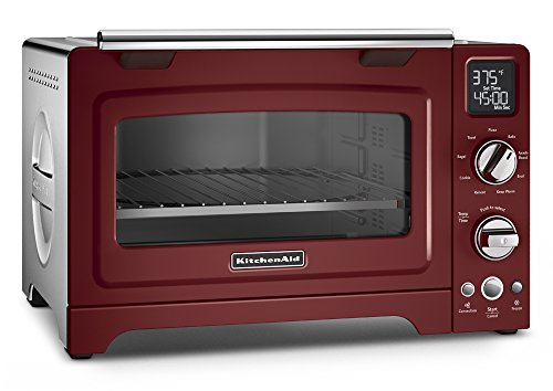 Kitchenaid Convection Countertop Oven Accessories : KitchenAid KCO275GC Convection 1800-watt Digital Countertop Oven, 12 ...