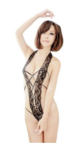 Dreamy house Women lingerie free size black