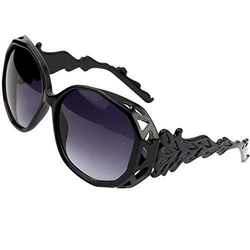 Sumery Women Brand Fashion Design Big Frame Luxury 5 Colors Sunglasses