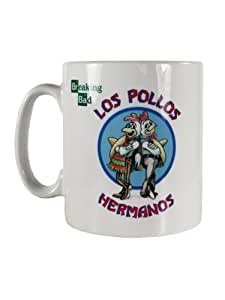 Breaking Bad 1-Piece Ceramic Los Pollos Hermanos Mug