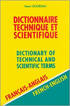 dictionary of scientific and technical terms: