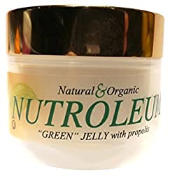3rd Rock Nutroleum Jelly - Water SOLUBLE - Lip balm, Cracked Skin Treatment, Diaper Rash Prevention - Alternative to Petroleum Jelly - Compare to Vaseline, Waxelene, Aquaphor, Un-Petroleum and others