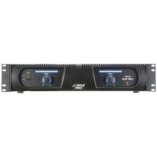 Pyle Pro Ppa450 19\'\', 4,500-Watt Rack-Mount Professional Dj Power Amp