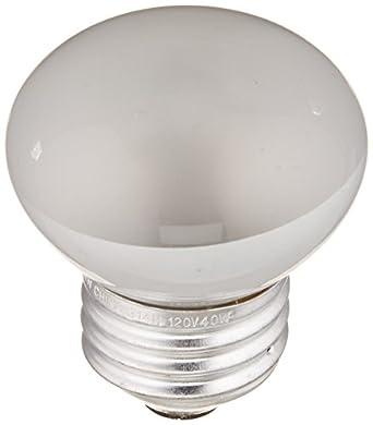 GE Lighting 25776  Soft White Indoor Spotlight R14 Bulb, 40-Watt