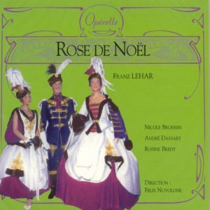 Rose de Noél