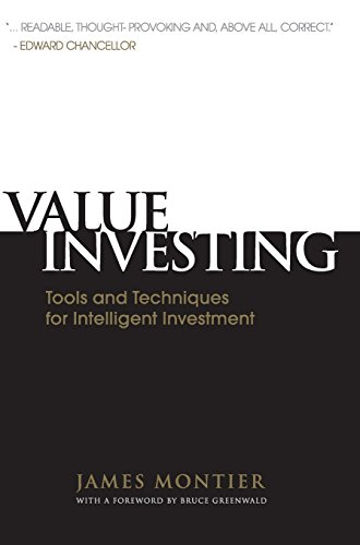 Value Investing: Tools and Techniques for Intelligent Investment