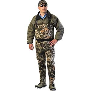 Waterfowl Wading Systems Max-4 Neoprene Stockingfoot Wader by Waterfowl Wading Systems