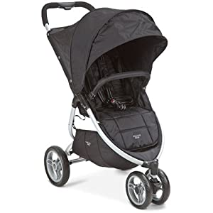 Valco Baby Snap Single Stroller- Black Iris