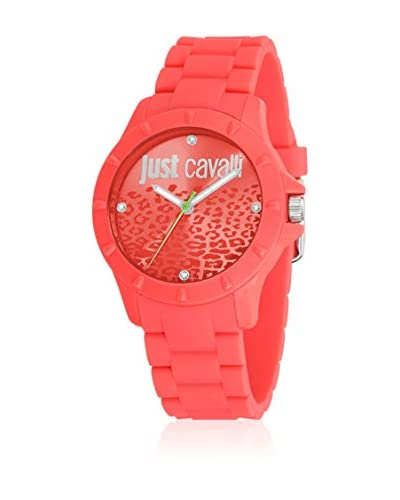 Just Cavalli Reloj de cuarzo Woman Jc-Juyce 3H Rojo 40 mm