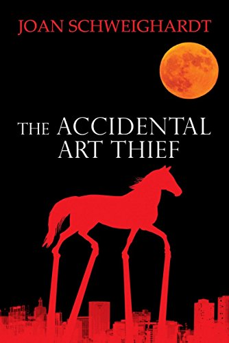 The Accidental Art Thief by Joan Schweighardt ebook deal
