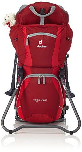 deuter-porte-bebe-cranberry-fire-16-l