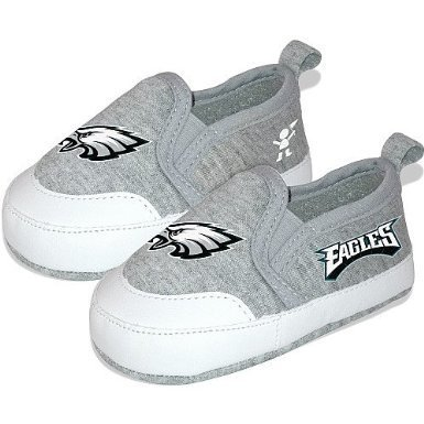 NFL Licensed Philadelphia Eagles Baby Pre-Walk Shoes