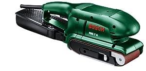 Bosch PBS 7 A Bandschleifer Universal + 1 Schleifband 75x457 mm (600 W, Microfilter System)  BaumarktÜberprüfung und weitere Informationen