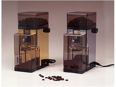 Tre Spade il Macinino Conical burr coffee grinder