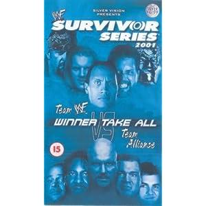 WWF - Survivor Series 2001 [VHS]