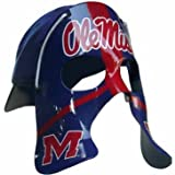Ole Miss Rebels Rally Face Mask Navy