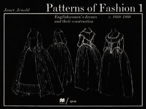 Patterns of Fashion 1 1660-1860089676236X : image