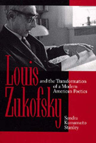 life and works of louis zukofsky