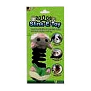 Ware Small Pet Plush Slink-E-Toy