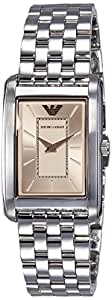 Emporio Armani End-of-season Analog Light Pink Dial Women's Watch - AR1903