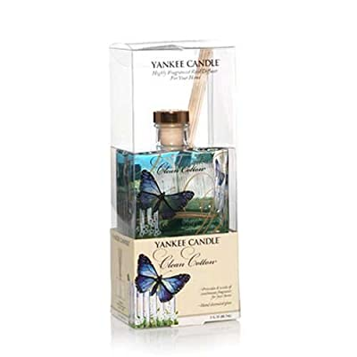 Yankee Candle Clean Cotton Reed Diffuser 1176817 from Yankee Candle