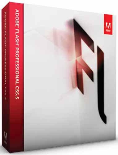 Adobe Flash Professional CS5.5 Windows版 / アドビシステムズ