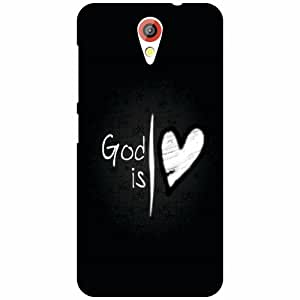 HTC Desire 620 Back Cover - Good Is Love Designer Cases