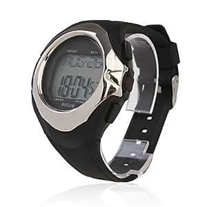 Orologio con cardiofrequenzimetro, conteggio calorie e sveglia