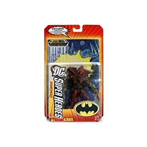 DC Super Heroes S3 Select Sculpt Azrael Figure