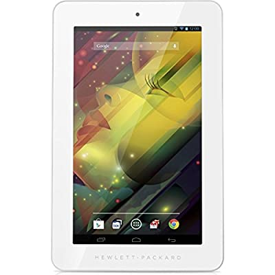 HP 7 Plus 7-Inch 8GB Tablet (White) by Hp