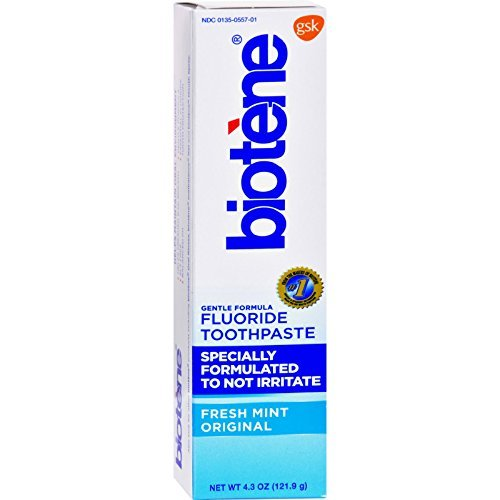 Biotene Dry Mouth Fluoride Toothpaste - 1