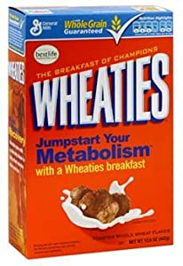 Wheaties Cereal, 15.6-Ounce Boxes (Pack of 14)