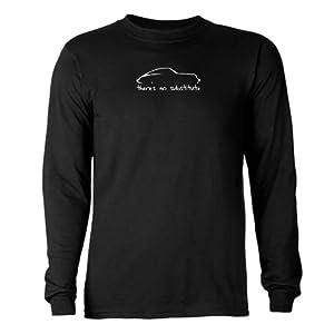 Porsche 911 White Long Sleeve Dark T-Shirt by CafePress
