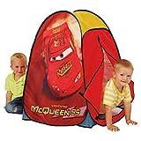 Disney Pixar Cars Lightning McQueen Pop-up Tent