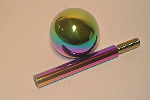 J-Specialty Neo Chrome Round Gumball 2